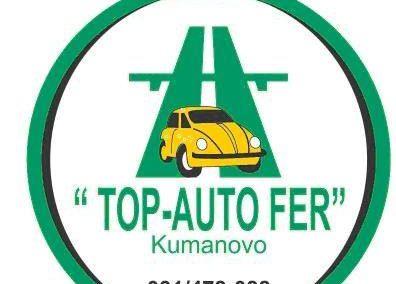 ",,ТОП АУТО – ФЕР"" – Куманово"